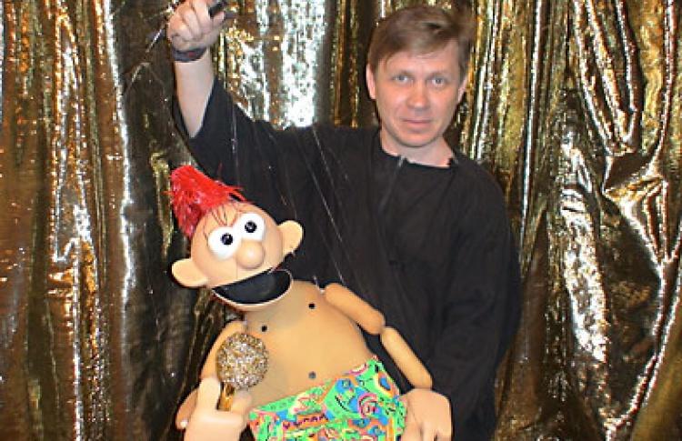 Бенефис главного кукольника России