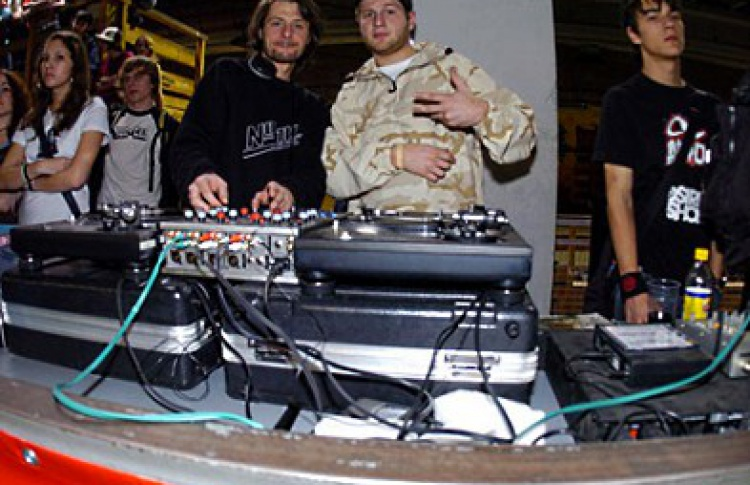 DJs Flammable Beats