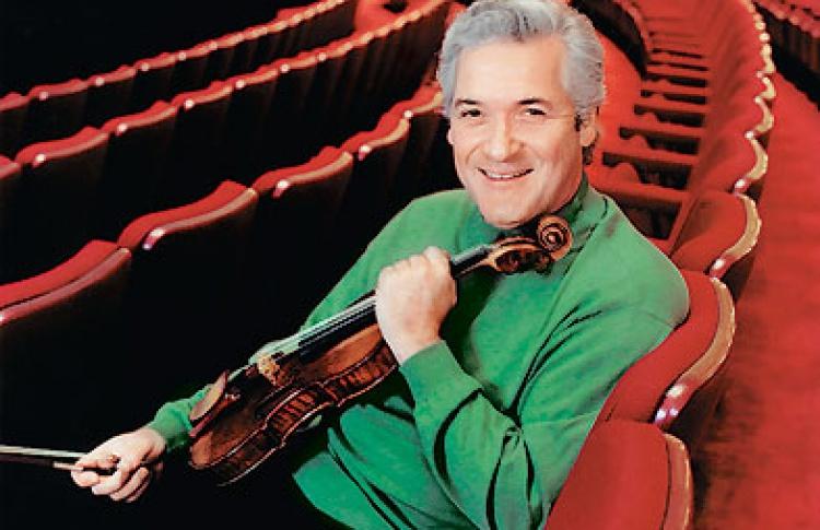 Пинхас Цукерман (скрипка, Канада)