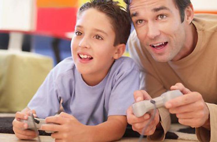 Фестиваль интерактивных игр