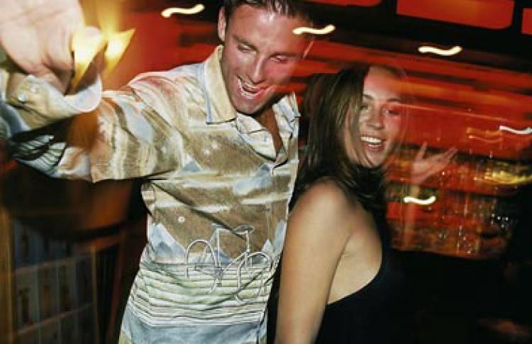 """""""Домашняя вечеринка"""": Too Party DJs"""