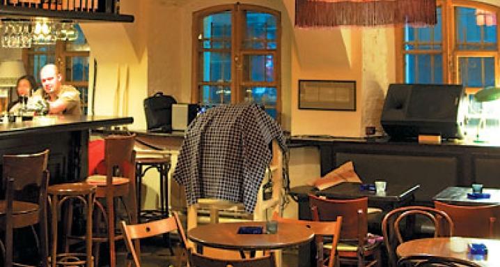 Квартира 44 на Малой Якиманке