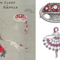 В Москве пройдет выставка брошей из частной коллекции Van Cleef & Arpels