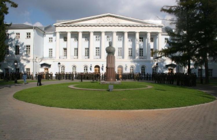 Культурный центр вооруженных сил РФ им. М. В. Фрунзе