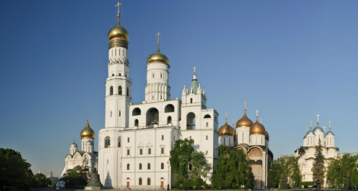 Ансамбль колокольни «Иван Великий»