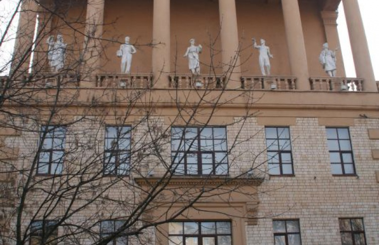 Выставочный зал МГХПА им. С. Г. Строганова