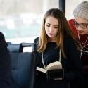 В автобусах могут появиться стойки для буккроссинга