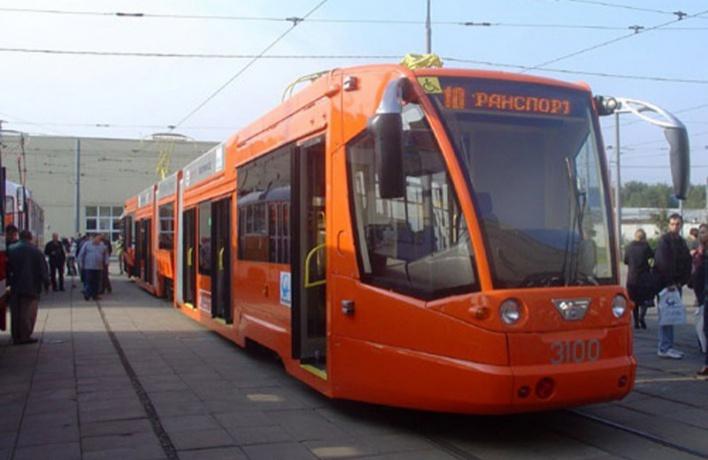 Из Коммунарки в Бутово — на трамвае