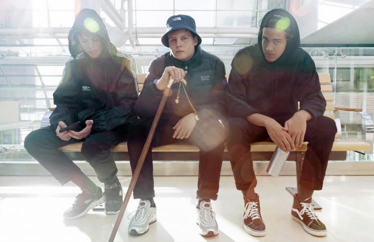 Yung Lean и Sad Boys