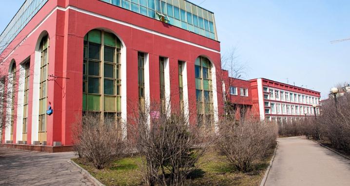 Выставочный зал Московского академического художественного лицея Российской академии художеств