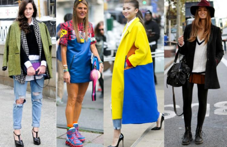 Уличная мода: что носить, а что — ни в коем случае