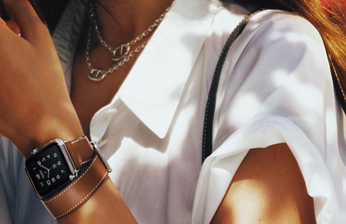 В октябре в продаже появятся часы Apple Watch Hermès
