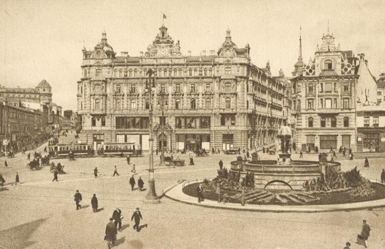 На Лубянской площади хотят поставить новый фонтан