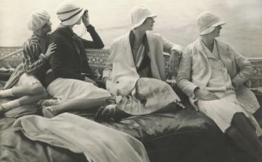 Эдвард Штайхен в высокой моде: годы сотрудничества с Condé Nast