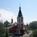 В московском храме задержан голый мужчина
