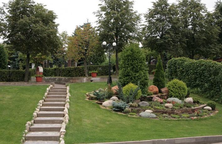 На кладбищах появятся зоны психологического комфорта