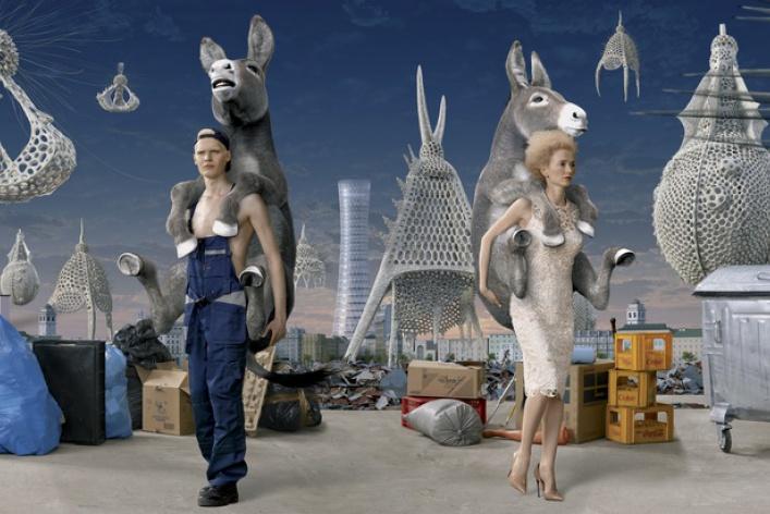 8 главных выставок Московской биеннале современного искусства