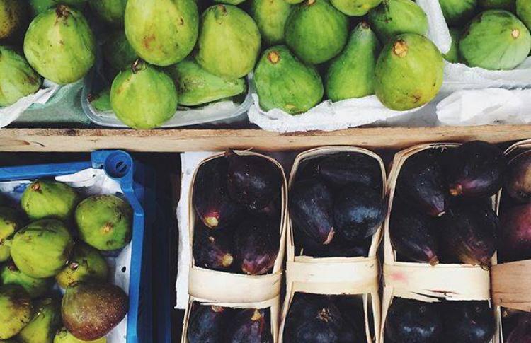 День урожая на Даниловском рынке