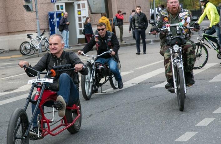 В Москве пройдет День без автомобиля