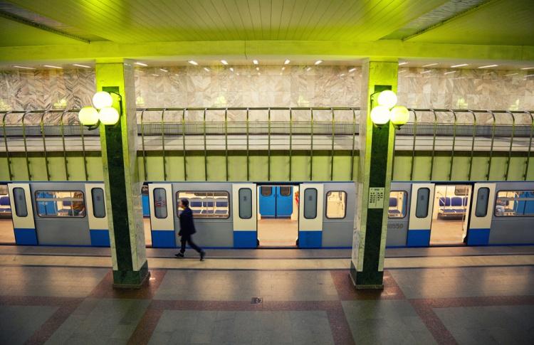 В вагонах метро могут появиться USB-розетки