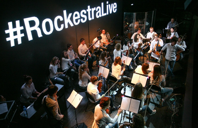 US ROCK: Rochestra