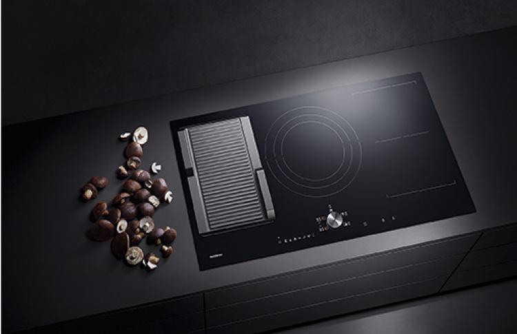 Gaggenau представляет высокоэффективные индукционные варочные панели с функцией «Flex»