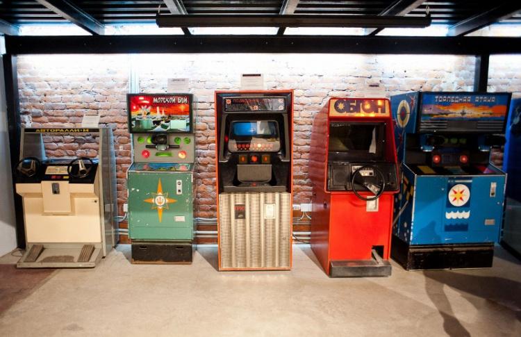 Советские игровые автоматы музей скачать игровые автоматы клубничка резедент беспла