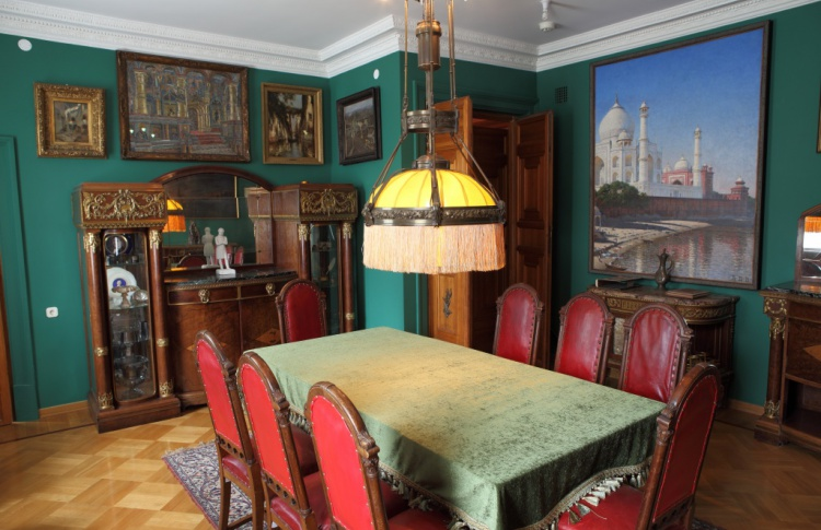 Музей-квартира  Н.С. Голованова