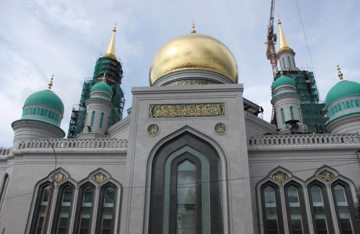 Соборную мечеть откроют перед Курбан-байрамом