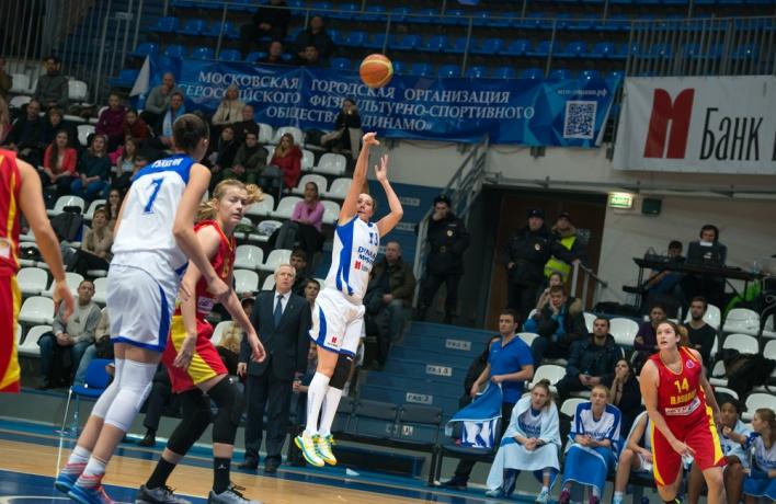 В Москве открыли Дом баскетбола
