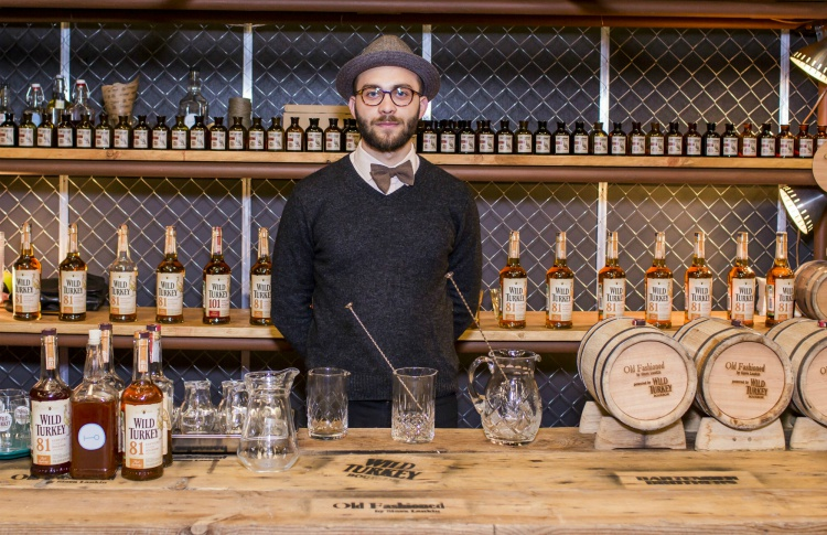 Лучшие бартендеры мира встретились на Moscow Bar Show 2015