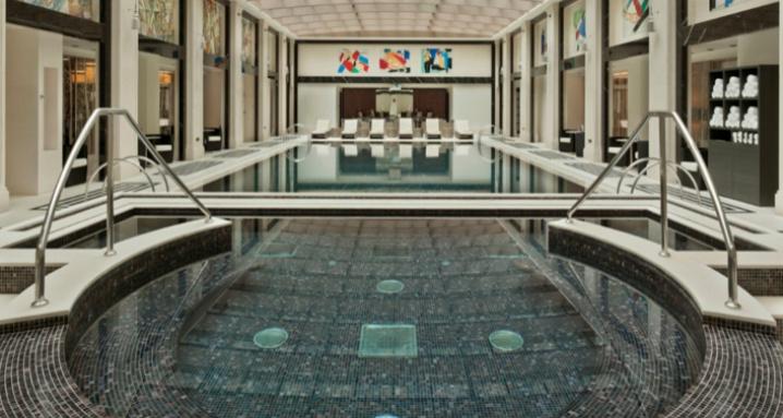 Amnis Spa в отеле Four Seasons Hotel Moscow