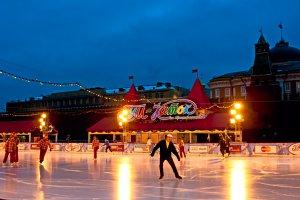 Зимой в Москве откроют 1500 катков