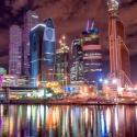 Московские ночи стали на 40% ярче