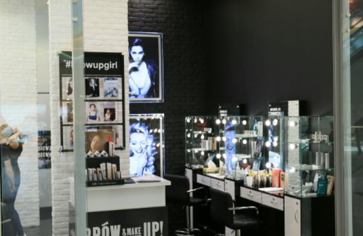 Brow Up! and Make Up