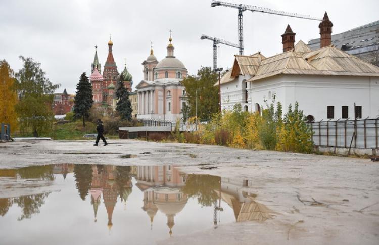 Археологи нашли одну из древнейших улиц Москвы