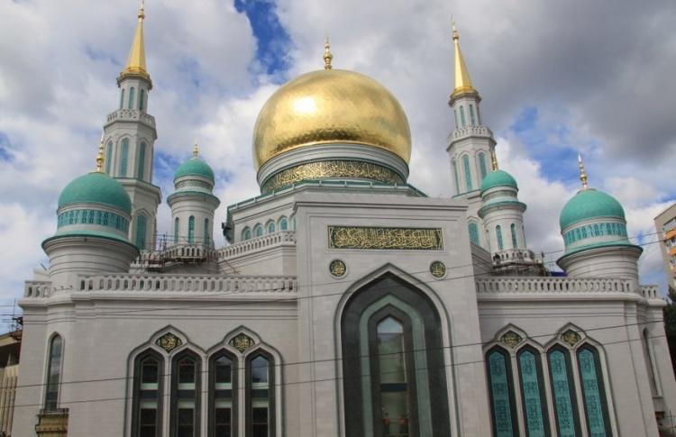 В Москве открыли Соборную мечеть