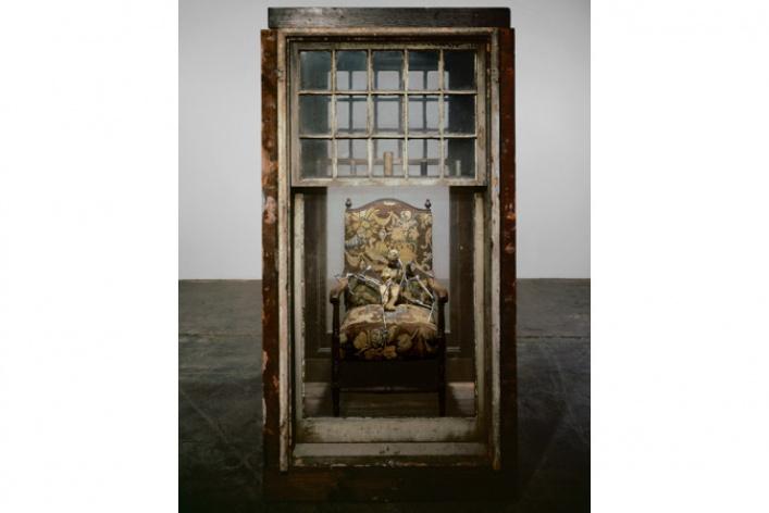 Луиз Буржуа «Структуры бытия: клетки»