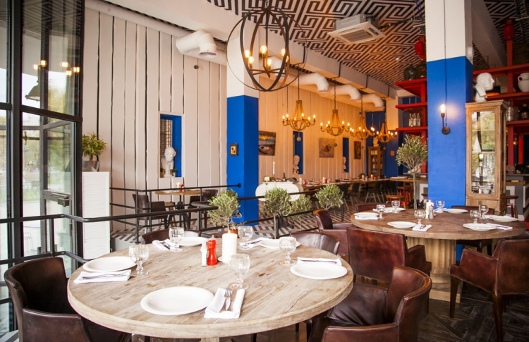 5 лучших греческих ресторанов