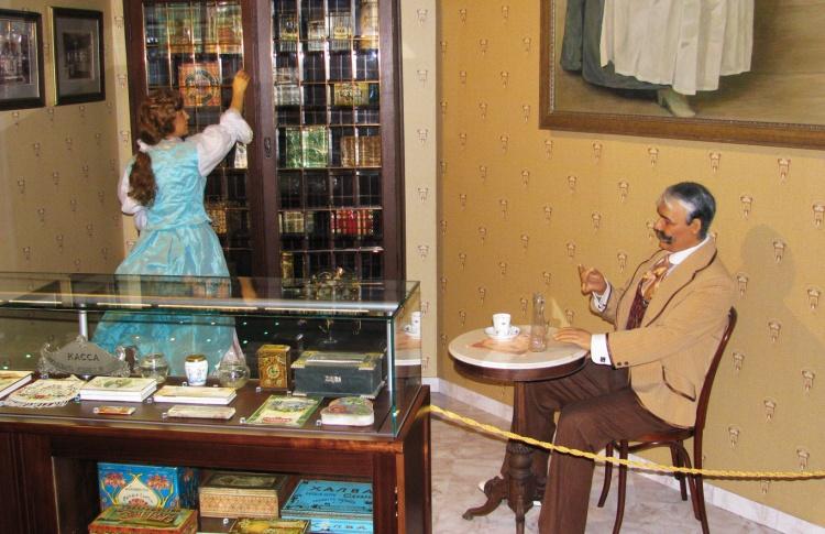 Музей истории шоколада и какао кондитерской фабрики «Бабаевская»