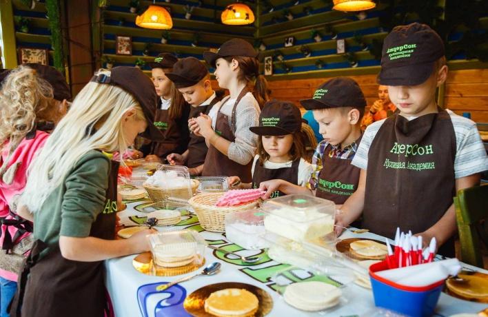 Открылись еще два кафе сети «АндерСон»