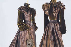 В ГУМе откроют выставку старинных кинокостюмов
