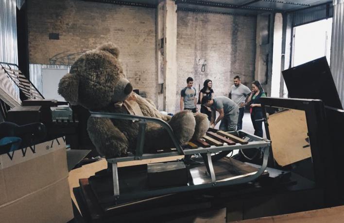 Теперь в Москве можно получить деньги за вывоз старых вещей