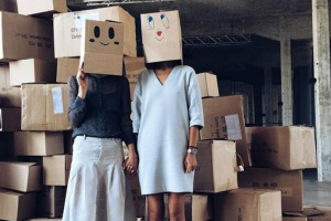 В выходные пройдет фэшн-маркет «Коробка»