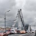 С Крымского моста сняли пьяного белоруса