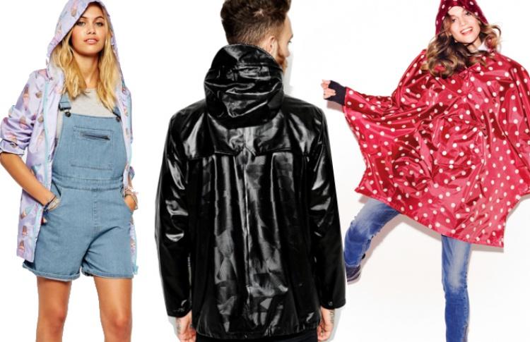 5 предметов гардероба, без которых не обойтись в дождливую погоду
