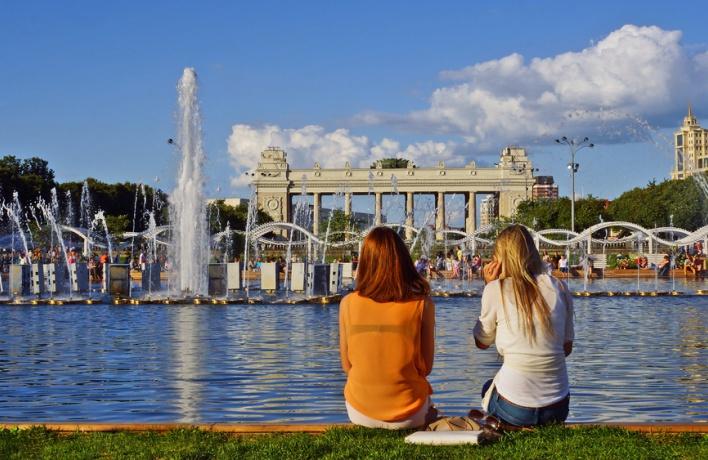 Департамент культуры официально объединил парк Горького и «Музеон»