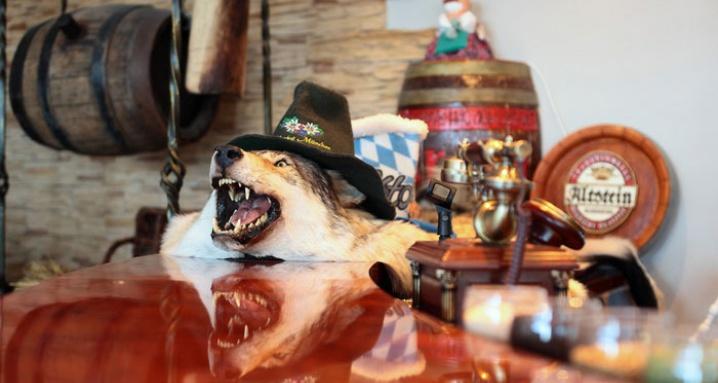 Музей пива при пивобезалкогольном комбинате «Очаково»