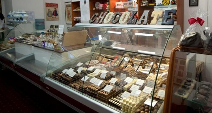 Музей истории русского шоколада