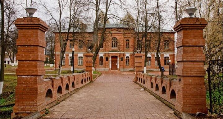Музей истории усадьбы Щапово